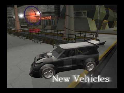 GTA Anderius (Alien City) Final release