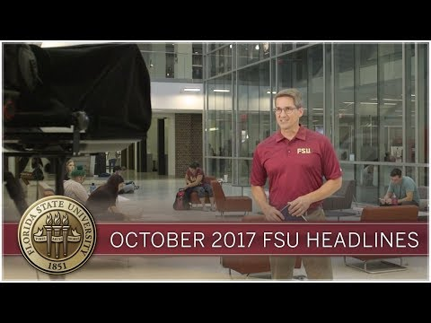 FSU Headlines: October 2017