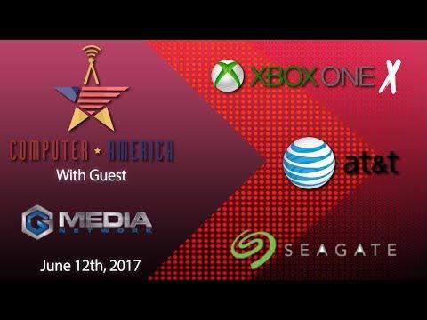 GG Media Network, Determining Identity Thieves, Xbox One X, Seagate HDD