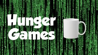 Minecraft - COFFEE & CODING: HUNGER GAMES EDITION!