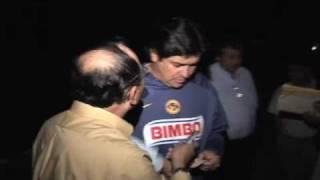 TV AZTECA DEPORTES EN SUDAMERICA-AMERICA ENTRENA LIMA ENE07