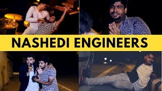 Engineers vs Cab Driver ft. Virat Beniwal II Funny Comedy || Raahii Films