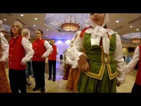 Polonia Polish Folk Dance & Song Ensemble Bal Karnawalowy 2.11.2017