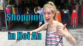 Shopping for custom made dresses in Hoi An, Vietnam | Hoi An Tailors and Custom Designers