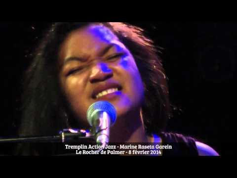 Tremplin Action Jazz - Marine Raseta Garein - 2014
