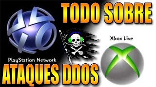 Ataques a Playstaton Network y Xbox Live - Todo Sobre Ataques DDos y Aviso de Bomba - Gameplay GTA 5