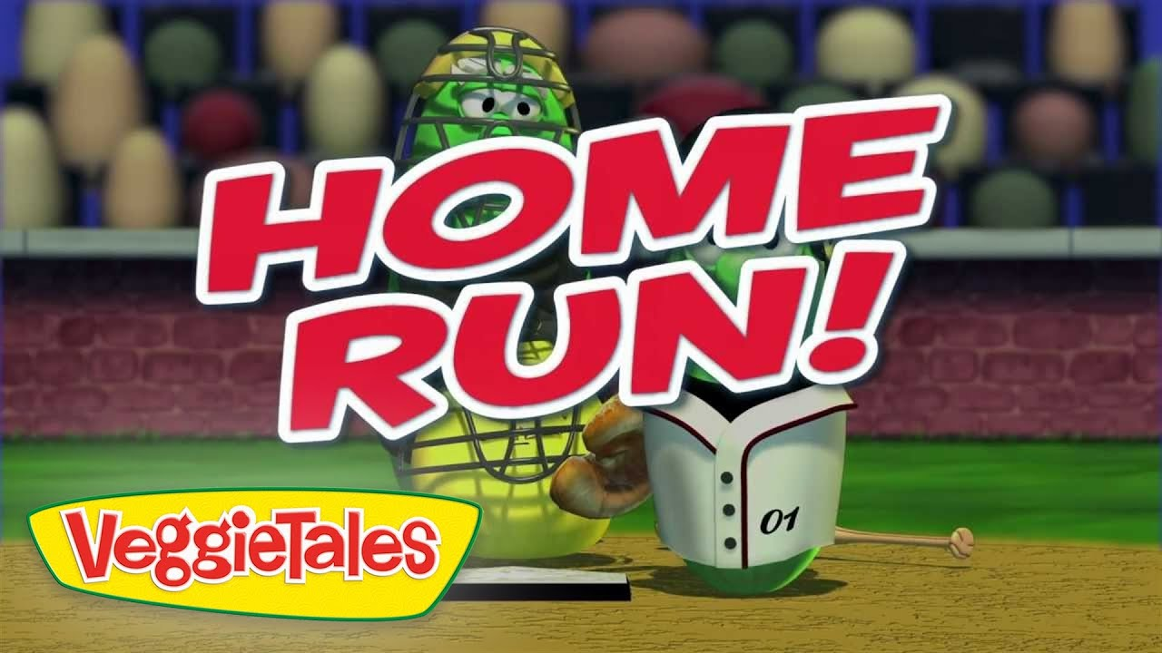 VeggieTales: Larry's Home Run - MLB Pumper
