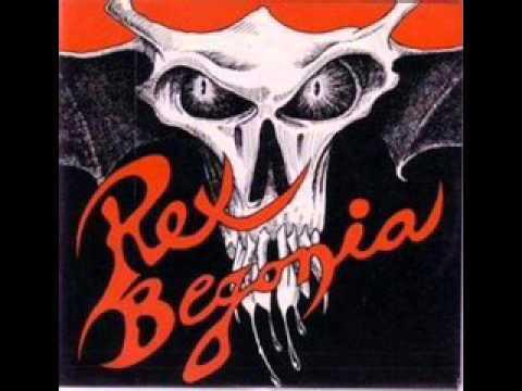 Rex Begonia - Rex Begonia (EP) 1982 [Heavy Metal]