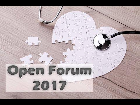 Open Forum 2017