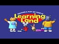 Learning Land 13 - Biff's New House (Educational Game)