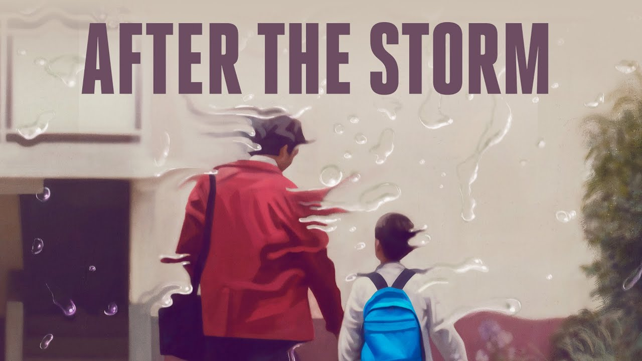 After the Storm - a film by Hirokazu Kore-eda - Official U.S. Trailer