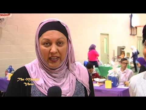 THE MUSLIM VIEW - Health Fair Oxford Mosque - Ep. 10
