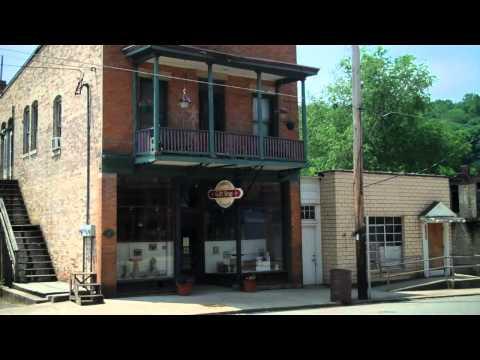Coal Mining Architecture-Shawnee, Ohio