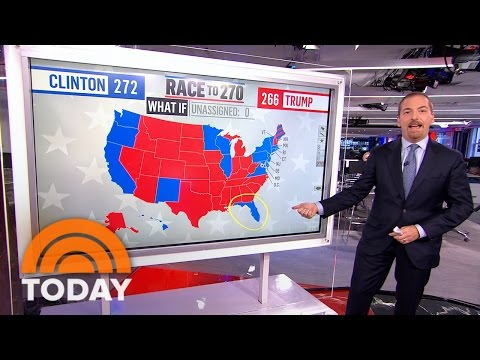 Florida A 'Checkmate' State For Hillary Clinton, Says Chuck Todd | TODAY