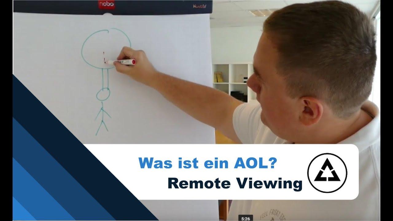 Was Ist Ein Aol Remote Viewing Analytische überlagerung