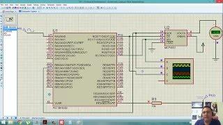 SPI - DAC MCP4921 & PIC18F4550 - Hackeando Tec