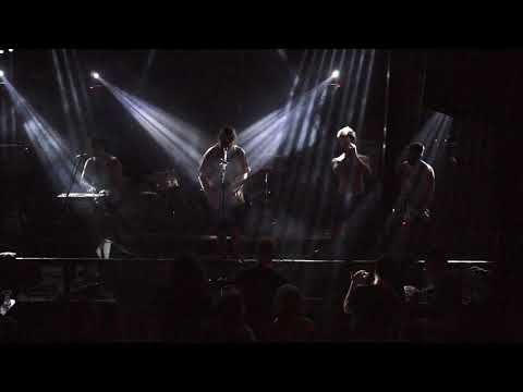The Sexy Christians - Godlike - Live Thessaloniki