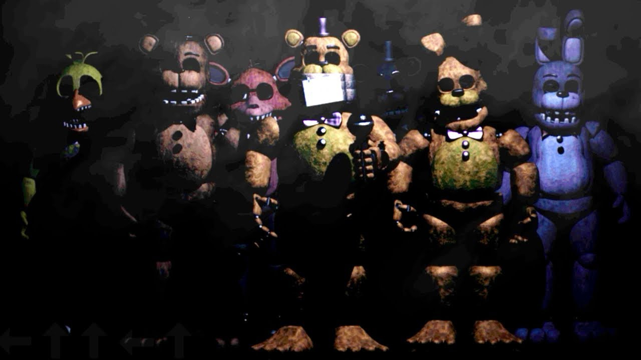 FredBear and Friends: Left to Rot ENDING