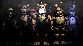 FredBear and Friends Left to Rot ENDING