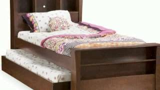 Twin Bed With Trundle  Pictures