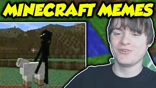 The Best Minecraft Memes Of ALL TIME