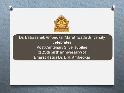 Dr. Babasaheb Ambedkar Marathwada...