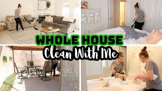 Whole House Cleaning Motivation | Clean With Me