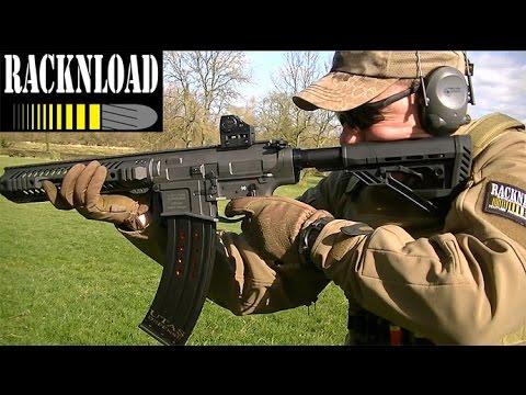 UTAS XTR 12 (RANGE TIME) by RACKNLOAD
