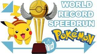 Los 8 más INCREÍBLES RECORD MUNDIALES en SPEEDRUN de Pokémon | N Deluxe