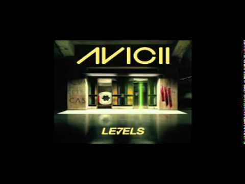 Avicii 'Levels' Skrillex Remix [FULL]