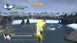 Dragon Ball Xenoverse how to beat Parallel Quest 47