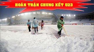 NÓNG: Hoãn trận chung kết U23 châu Á hay không phụ thuộc... - News Tube
