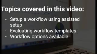 Using Workflows in Microsoft Dynamics 365
