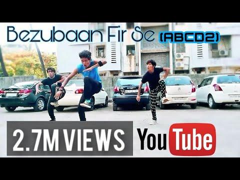 ABCD2 Bezubaan Phir Se ft illegal Dance Crew