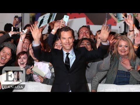 Benedict Cumberbatch, Nicholas Hoult Claim Famous Inventions | TIFF