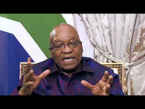 #StraightTalk: ANN7 exclusive interview with Pres Jacob Zuma