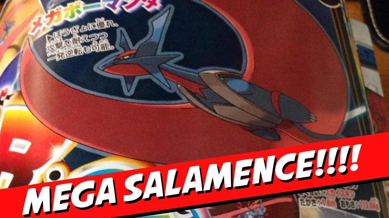 MEGA SALAMENCE CONFIRMED!! - Pokemon Omega Ruby/Alpha ...