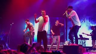 Скриптонит - Цепи, Притон, Ламбада(feat. T-Fest) и др. (Санкт-Петербург 26.05.2017)