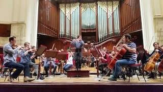 REINECKE flute concerto - Alexis Kossenko & Sinfonia Iuventus