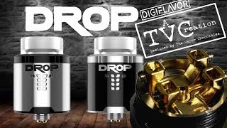 The DROP RDA By DIGIFLAVOR A TVCreation