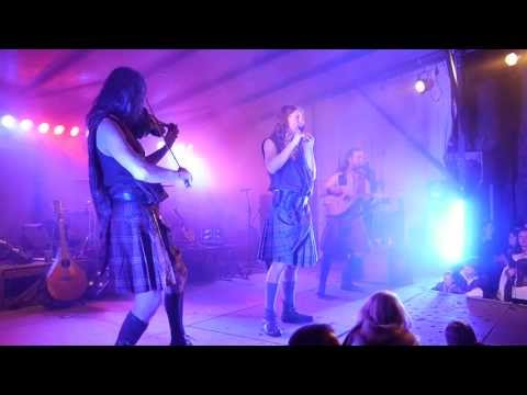 MPS - Dortmund 2013 - Rapalje - Galway Girl and Cajun songs , Bierwerbung - Schwarzer Kater