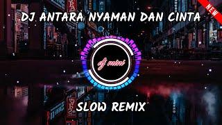 DJ Antara Nyaman Dan Cinta 2021 Nazia Marwiana Slow Remix Viral Tiktok Fullbass ( DJ MINI REMIX )