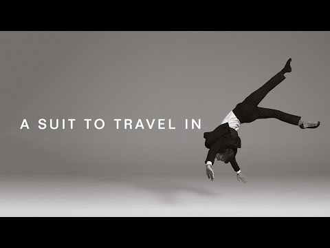 Paul Smith | A Suit To Travel In