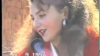 Марина Полончак. Архівне Відео. 21 Вересня 1997 День Лісоруба. Іршавщина с. Довге