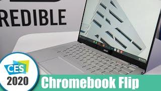 Nejsilnější Chromebook na trhu! - ASUS Chromebook Flip C436 | CES 2020