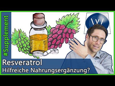 Resveratrol & natürliche Antioxidanzien wie OPC ???? Tatsächlich: Damit länger leben & jünger aussehen?
