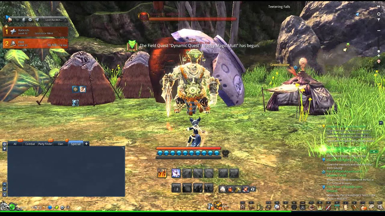 Wu Fu Blade And Soul