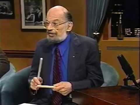 Allen Ginsberg - Interview + [May 1994]