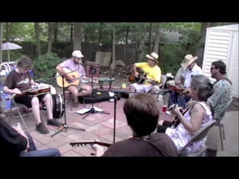 Log Train - Hank Williams Cover - Lyrics & Chords Included!