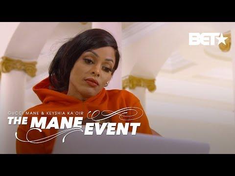 Is Hurricane Irma In Miami A Reason For Keyshia To Panic?! | The Mane Event